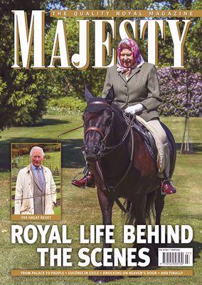 Majesty Magazine July 2020 issue