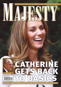 Majesty Magazine September 2020 issue