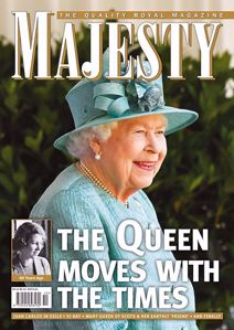 Majesty Magazine October 2020 issue