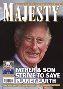 Majesty Magazine November 2020 issue