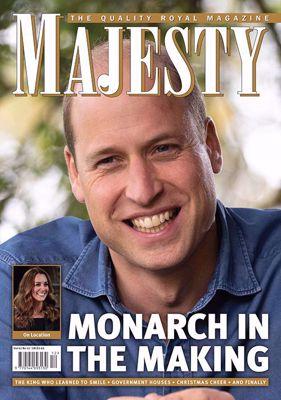 Majesty Magazine December 2020 issue