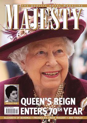 Majesty Magazine February 2021 issue