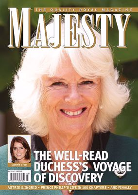 Majesty Magazine March 2021 issue