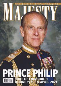 Majesty Magazine May 2021 issue