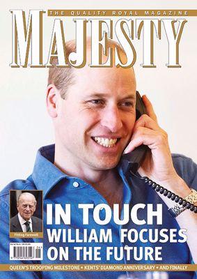 Majesty Magazine June 2021 issue