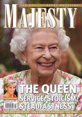 Majesty Magazine July 2021 issue