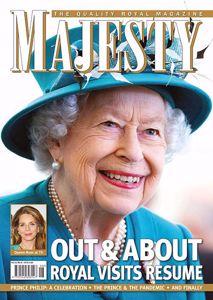 Majesty Magazine August 2021 issue