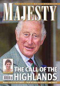 Majesty Magazine September 2021 issue